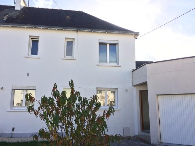 Vente  maison Vannes Ville - 4 chambres/5 possibles