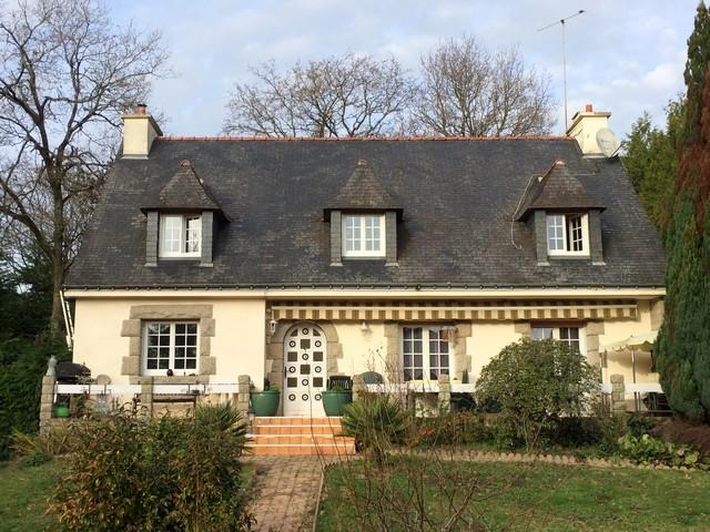 Vente  maison Saint-Avé - 5 chambres - 160 m²