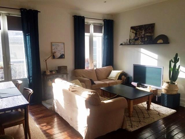 Vente  appartement Vannes Ville - 2 chambres - 63 m²