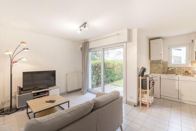 Vente  appartement Vannes Ville - 1 chambre - 31 m²