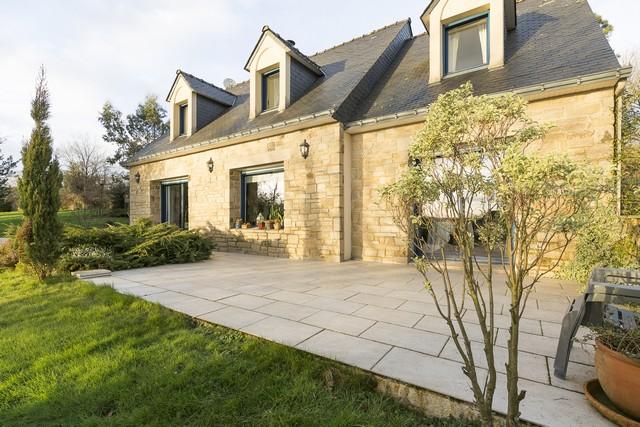 Vente  maison Grand-Champ - 5 chambres - 175 m²