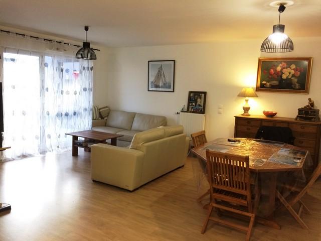 Vente  appartement Vannes Ville - 3 chambres - 89 m²