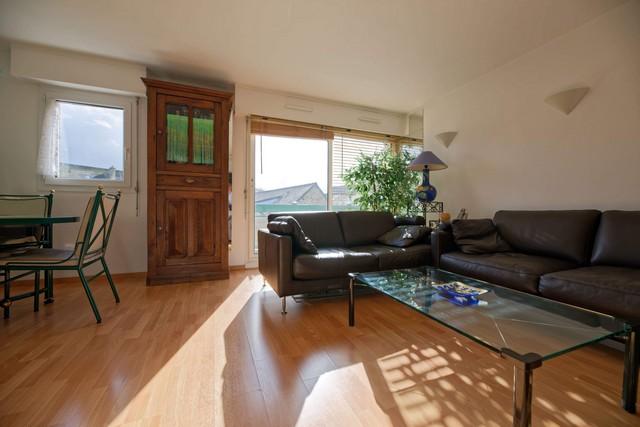 Vente  appartement Vannes Ville - 3 chambres - 77 m²