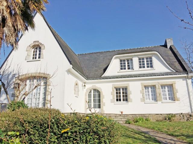 Vente  maison Vannes Ville - 7 chambres/8 possibles - 228 m²