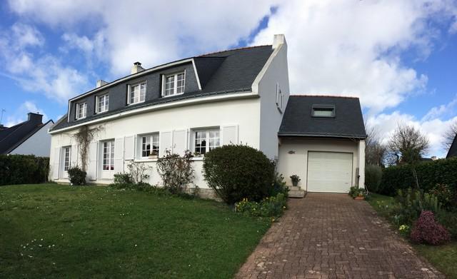 Vente  maison Vannes Ville - 6 chambres - 200 m²