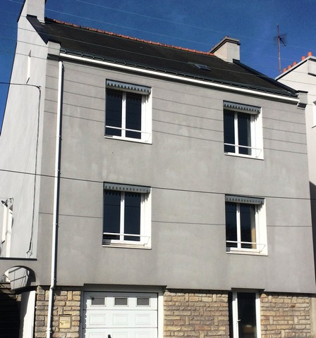 Vente  maison Vannes Ville - 3 chambres/5 possibles - 113 m²