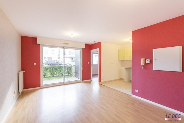 Vente  appartement Vannes Ville - 1 chambre - 46 m²