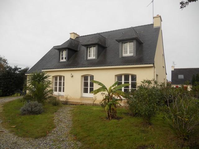 Vente  maison Vannes Ville - 4 chambres/5 possibles - 144 m²