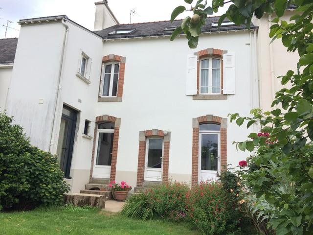 Vente  maison Vannes Ville - 4 chambres/6 possibles - 150 m²