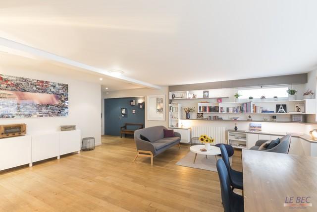 Vente  appartement Vannes Ville - 2 chambres - 94 m²