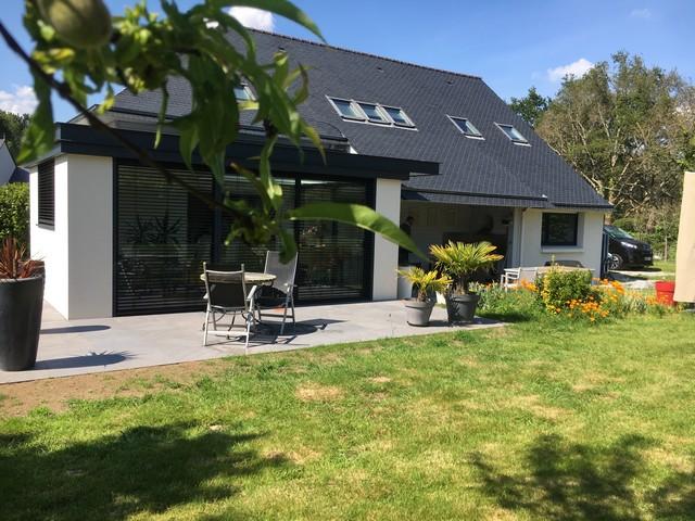 Vente  maison Saint-Avé - 4 chambres - 160 m²