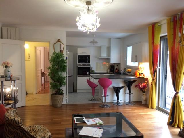Vente  appartement Vannes Ville - 2 chambres - 72 m²