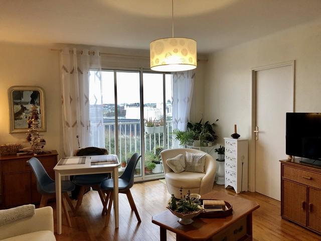 Vente  appartement Vannes Ville - 3 chambres - 87 m²