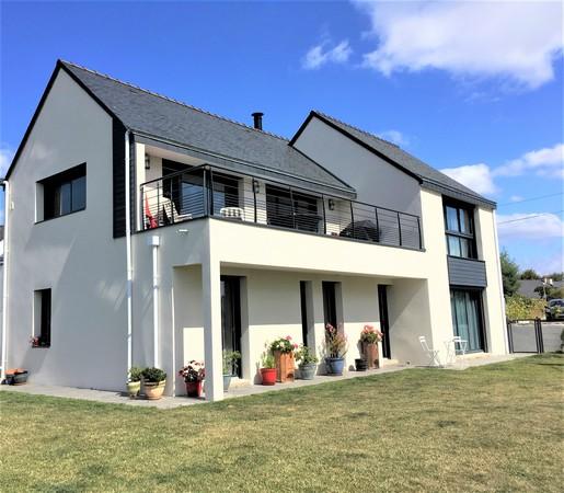 Vente  maison Séné - 5 chambres - 163 m²