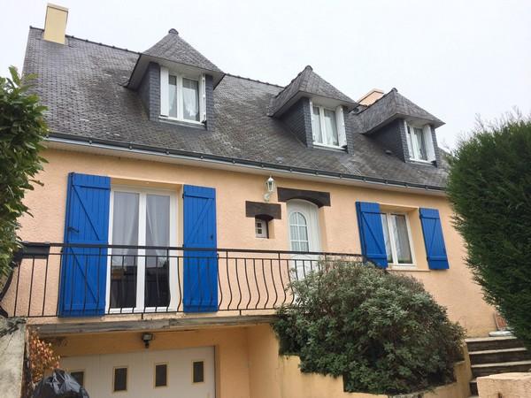 Vente  maison Saint-Nolff - 5 chambres