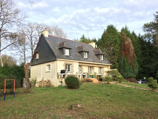 Vente  maison Saint-Avé - 4 chambres/5 possibles - 160 m²