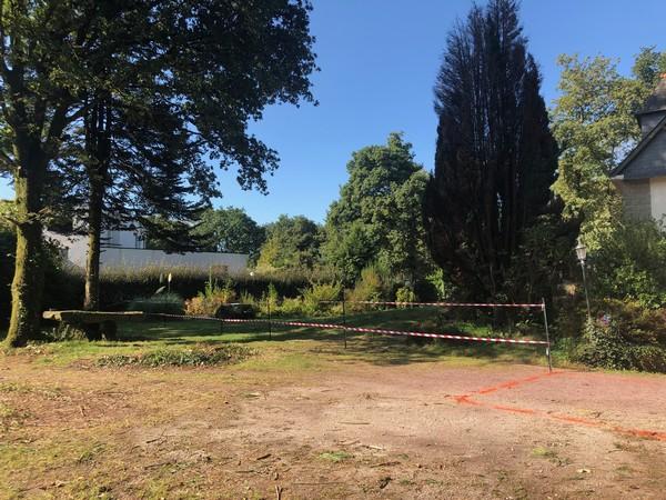 Vente  terrain Saint-Avé -  - 944 m²