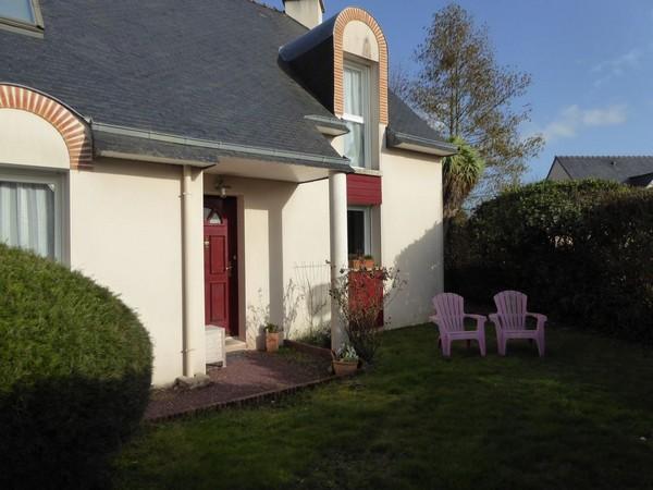 Vente  maison Séné - 4 chambres - 108 m²