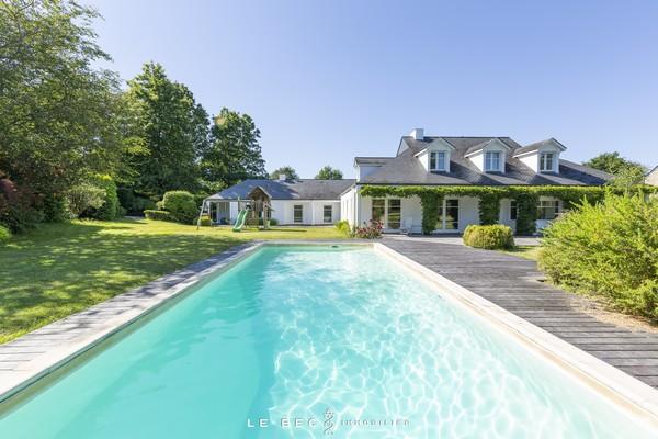 Vente  maison Arradon - 8 chambres - 345 m²