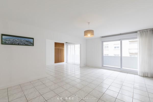 Vente  appartement Vannes Ville - 1 chambre/2 possibles - 78 m²
