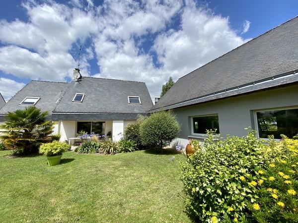 Vente  maison Vannes Ville - 4 chambres/6 possibles - 231 m²