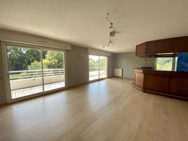Vente  appartement Vannes Ville - 2 chambres - 88 m²