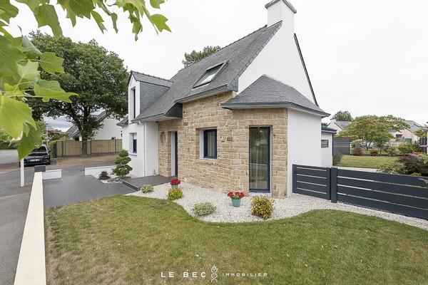 Vente  maison Vannes Ville - 4 chambres - 129 m²