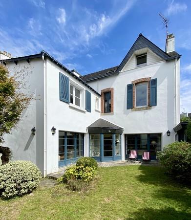Vente  maison Vannes Ville - 3 chambres/4 possibles - 178 m²