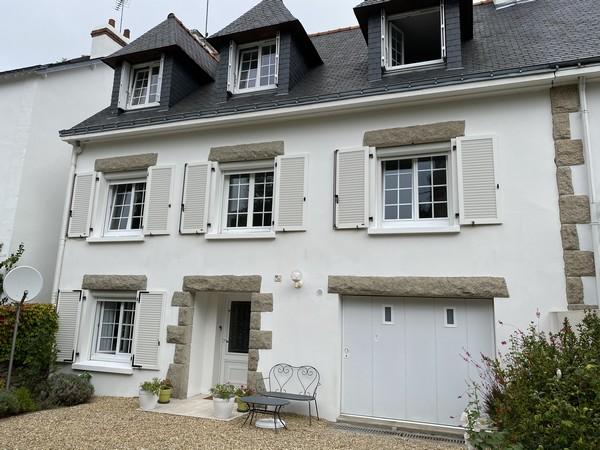 Vente  maison Vannes Ville - 5 chambres/6 possibles - 195 m²