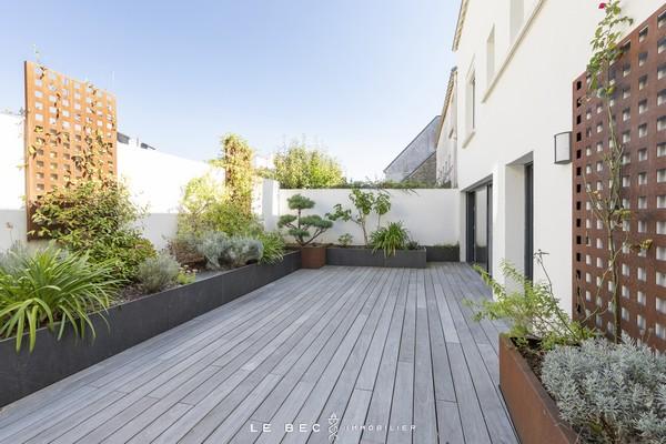 Vente  maison Vannes Ville - 3 chambres/4 possibles - 180 m²