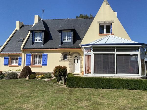 Vente  maison Saint-Nolff - 4 chambres - 136 m²