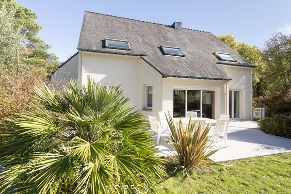 Vente  maison Arradon - 4 chambres - 153 m²