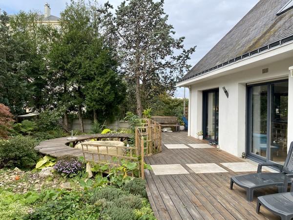 Vente  maison Vannes Ville - 4 chambres - 137 m²