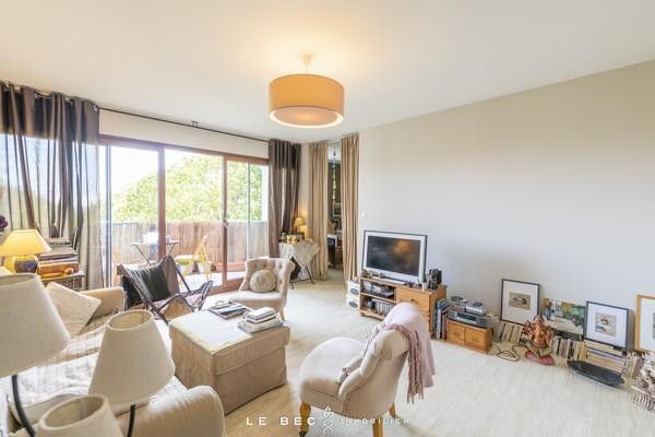 Vente  appartement Vannes Ville - 2 chambres/3 possibles - 82 m²