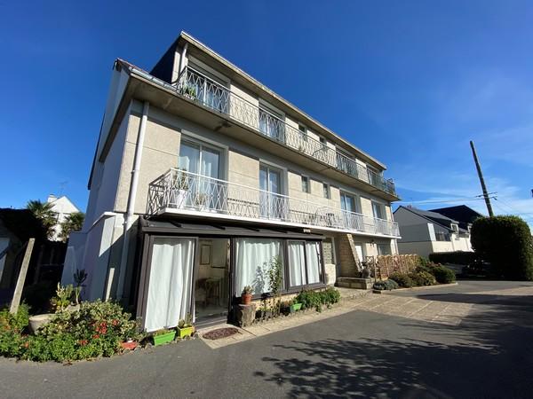 Vente  appartement Vannes Ville - 2 chambres/3 possibles - 112 m²