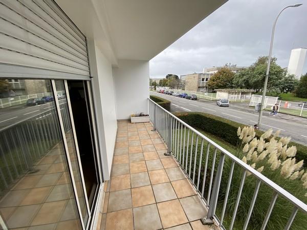Vente  appartement Vannes Ville - 1 chambre - 44 m²