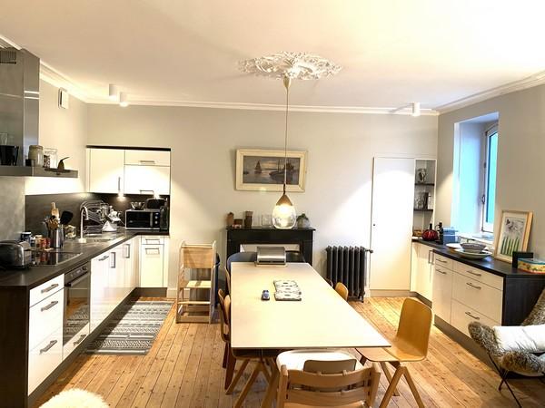 Vente  appartement Vannes Ville - 4 chambres - 128 m²
