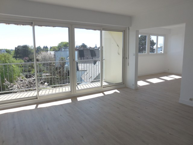 Vente  appartement Vannes Ville - 2 chambres - 85 m²