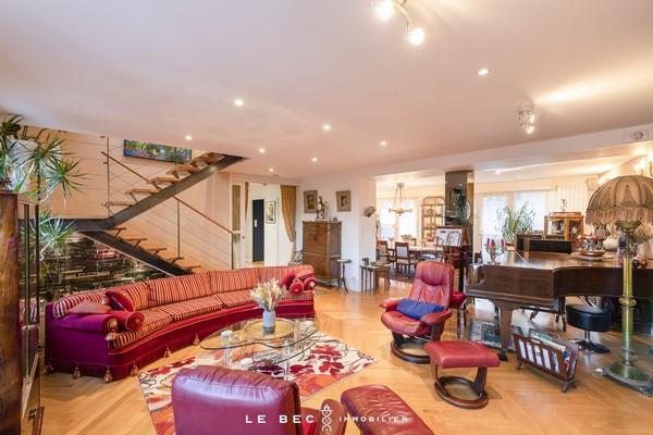 Vente  appartement Vannes Ville - 5 chambres - 185 m²