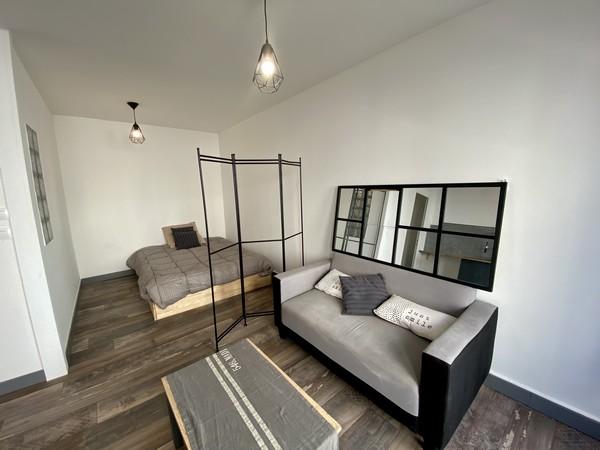 Vente  appartement Vannes Ville - 1 chambre - 23 m²