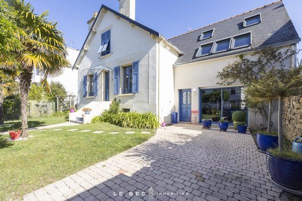 Vente  maison Vannes Ville - 6 chambres - 250 m²