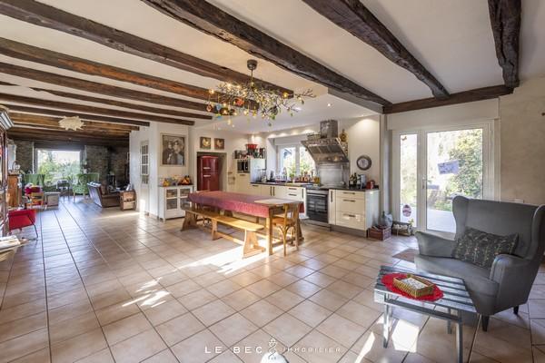 Vente  maison Saint-Avé - 5 chambres/6 possibles - 236 m²