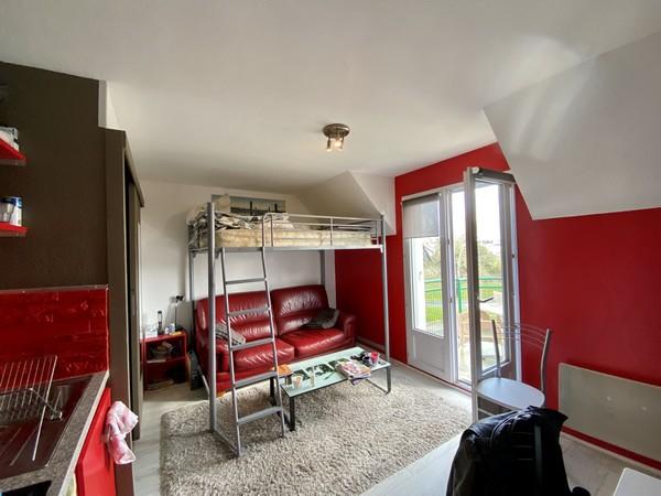Vente  appartement Vannes Ville -  - 17 m²