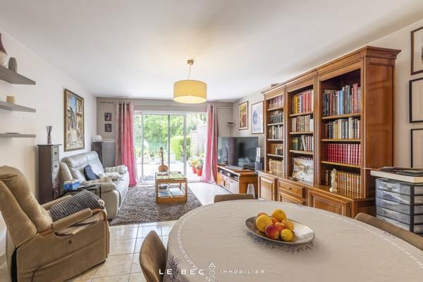 Vente  appartement Vannes Ville - 2 chambres - 68 m²