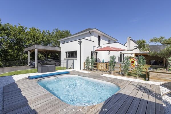 Vente  maison Ploeren - 3 chambres/4 possibles - 117 m²