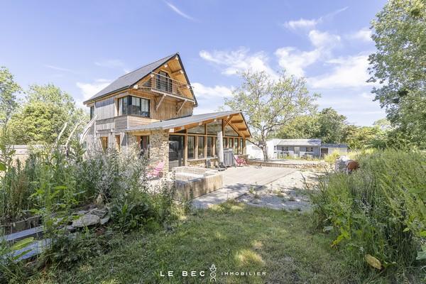 Vente  maison Vannes Ville - 4 chambres - 121 m²