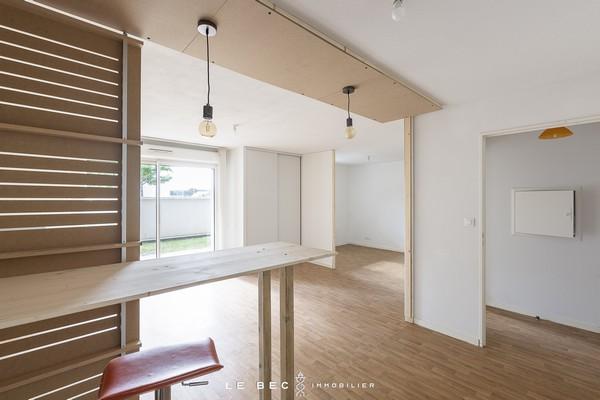 Vente  appartement 1 chambre - 42 m²