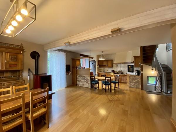 Vente  maison Grand-Champ - 5 chambres - 168 m²