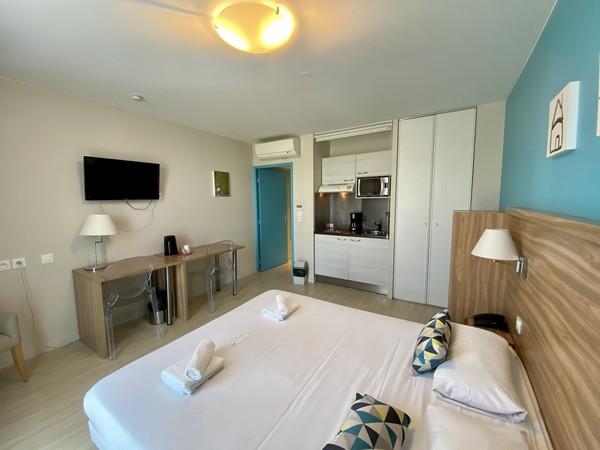 Vente  appartement Vannes Ville - 1 chambre - 24 m²
