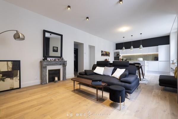 Vente  appartement Vannes Ville - 2 chambres - 82 m²